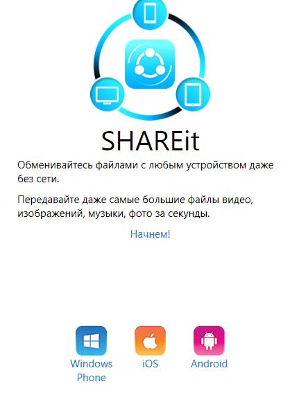 программа шарит для телефона скачать бесплатно - фото 5