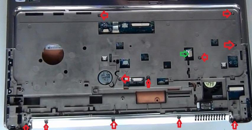 HP Dv710