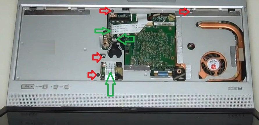 LG R5006