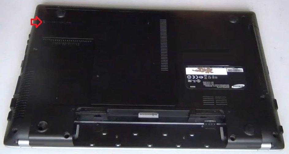 Samsung NP-RV5151