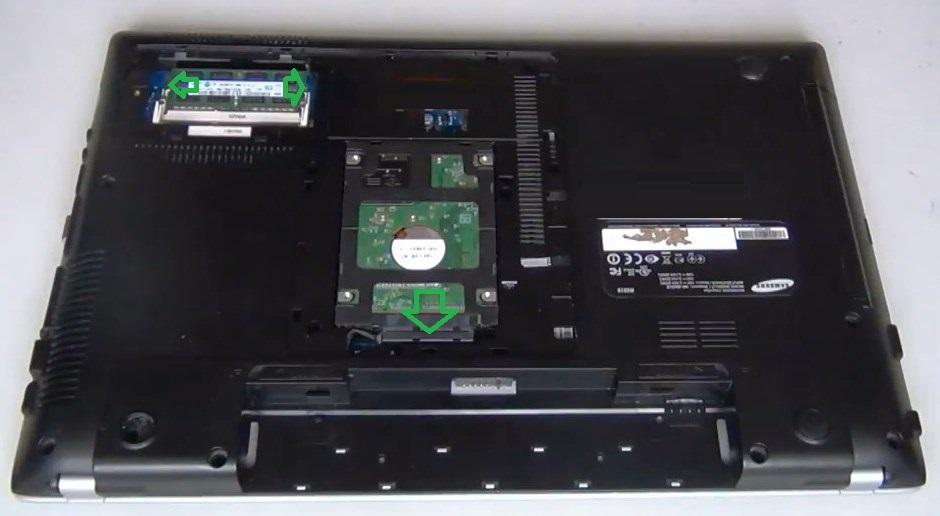 Samsung NP-RV5152