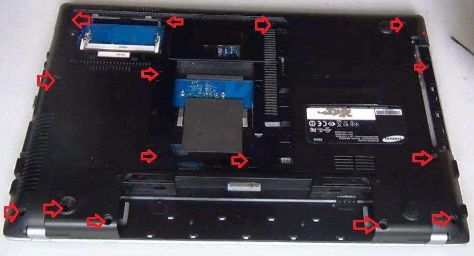 Samsung NP-RV5154