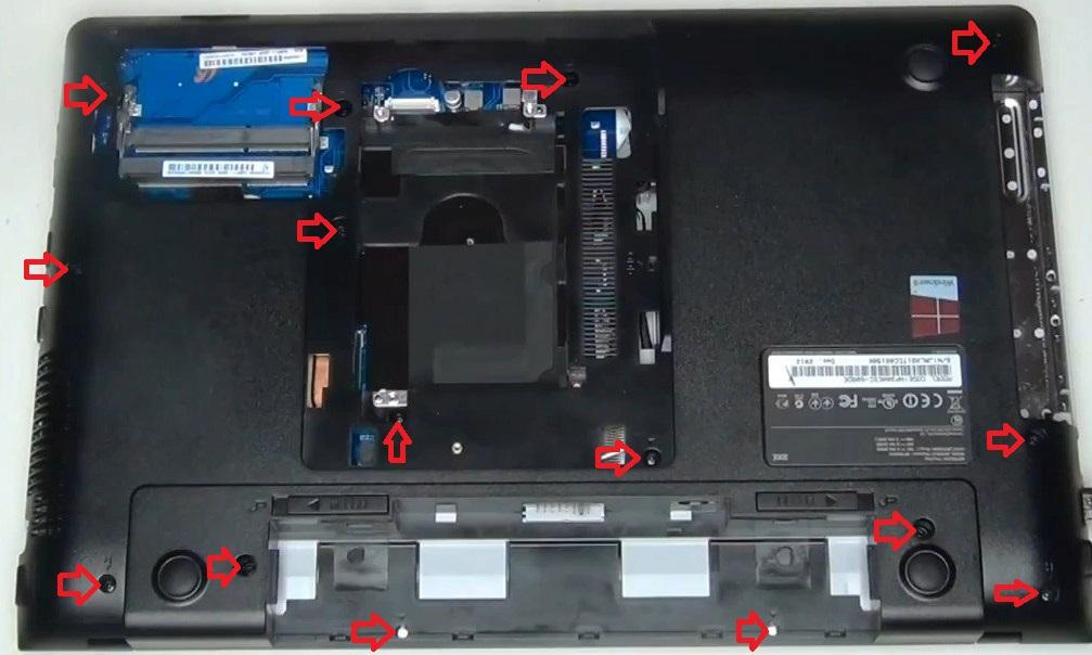Samsung NP3004
