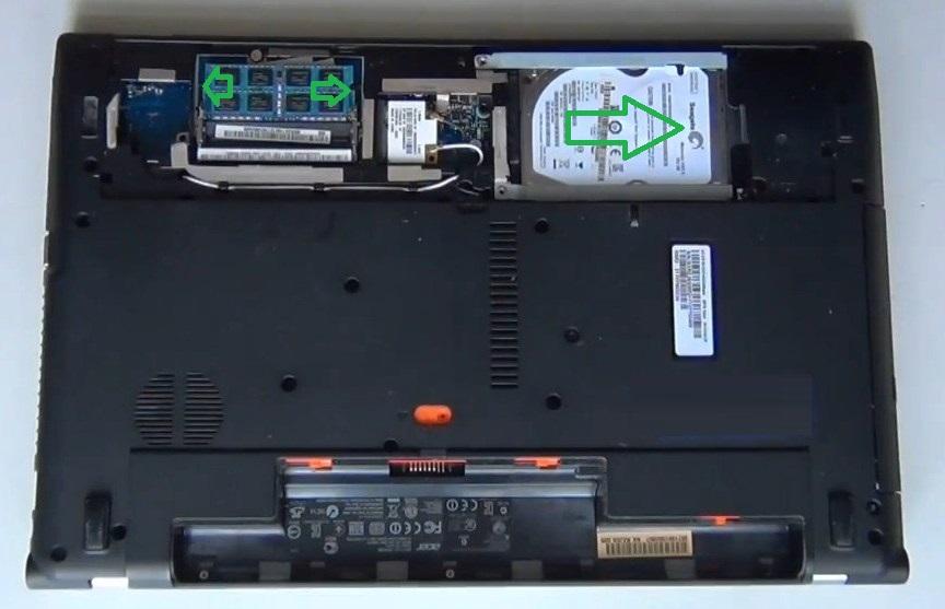 Acer Aspire V3-571G2