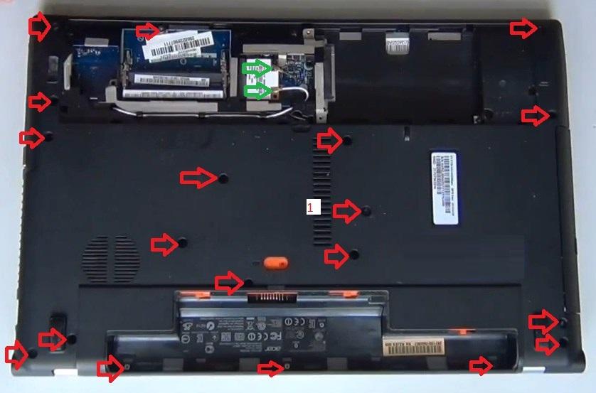 Acer Aspire V3-571G3