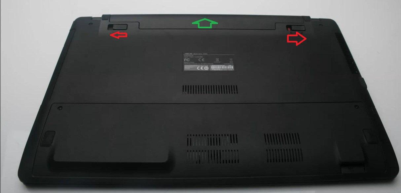 ASUS A550L