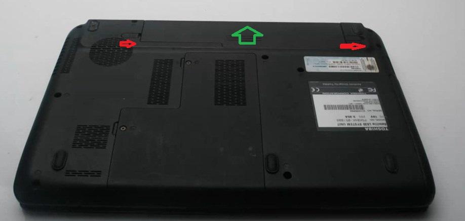 Toshiba Satellite L630