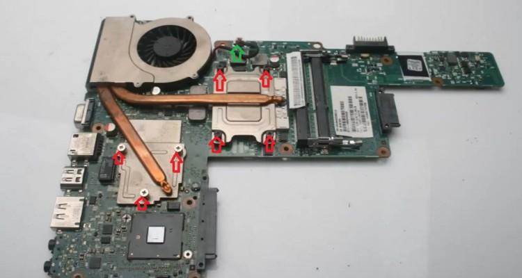 Toshiba Satellite L63023
