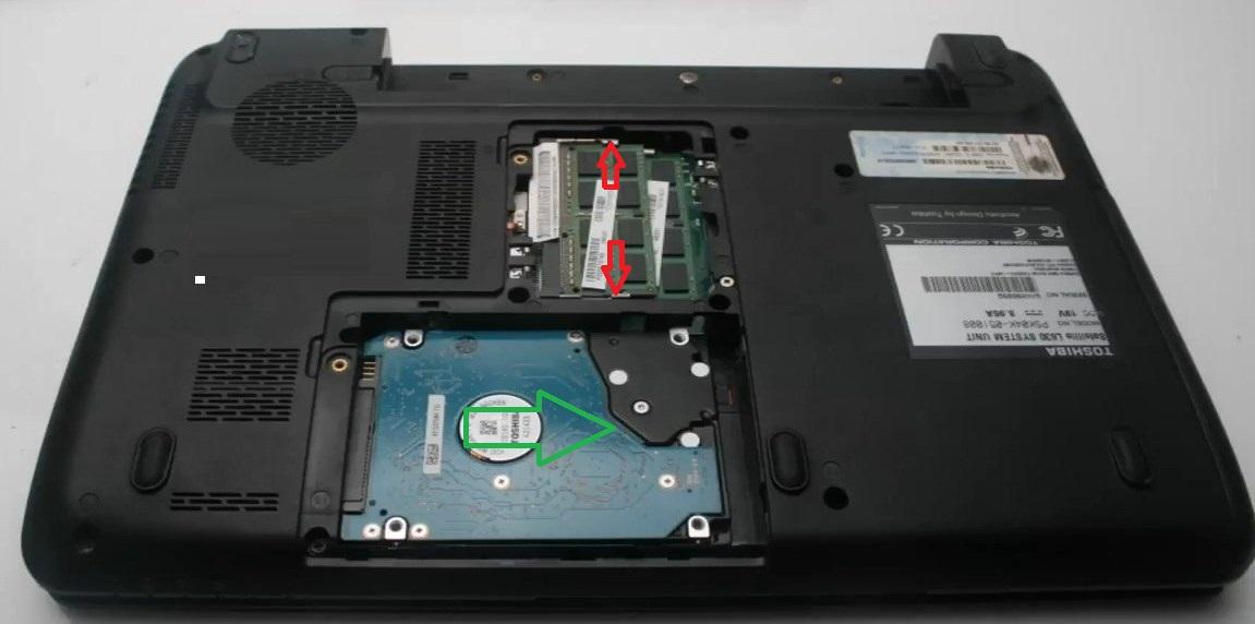 Toshiba Satellite L6304