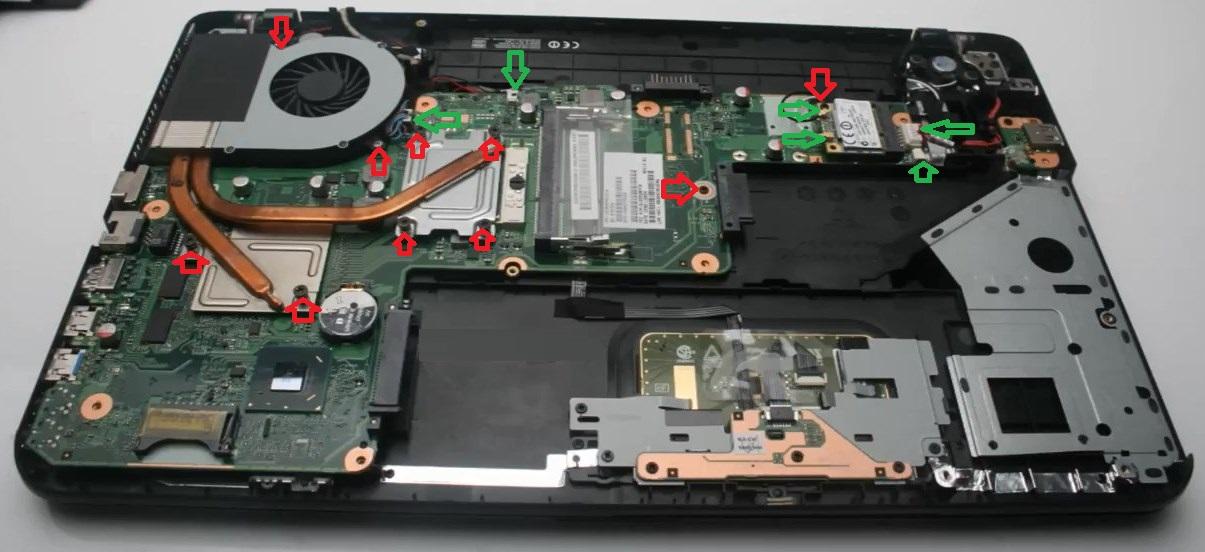 Toshiba Satellite C85012