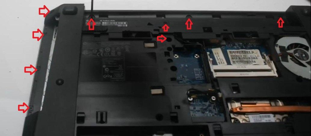 HP Probook 4530S12