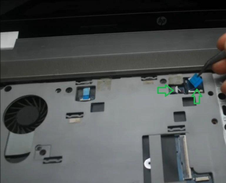 HP Probook 4530S17