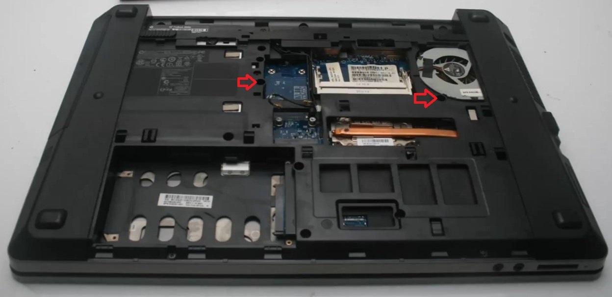 HP Probook 4530S8