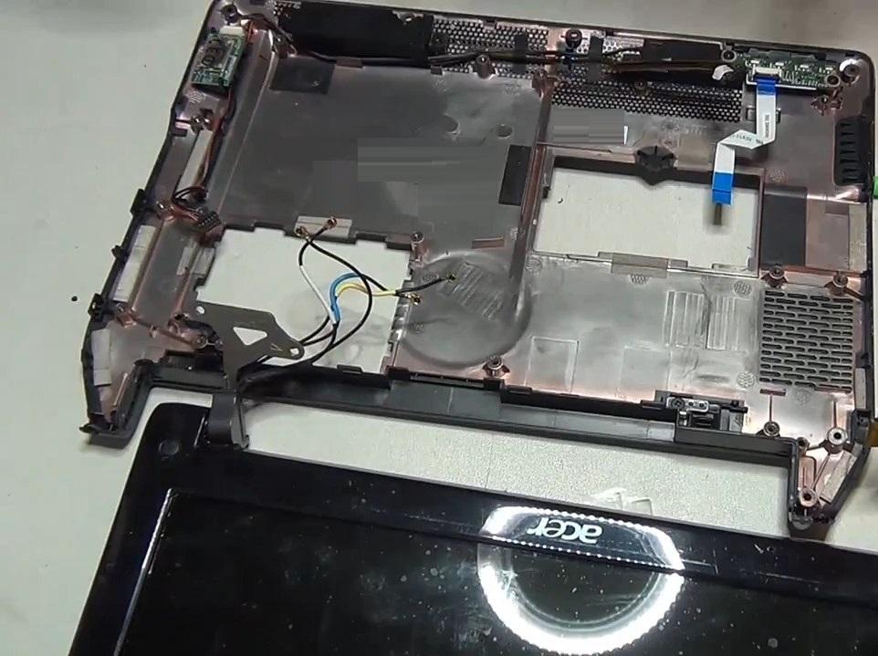 Acer Aspire One ZG813