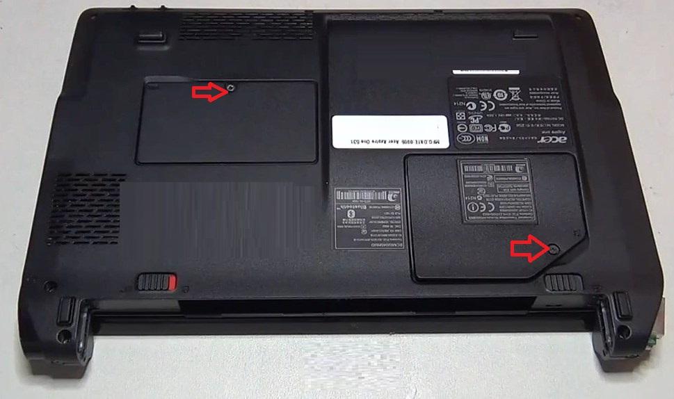 Acer Aspire One ZG82