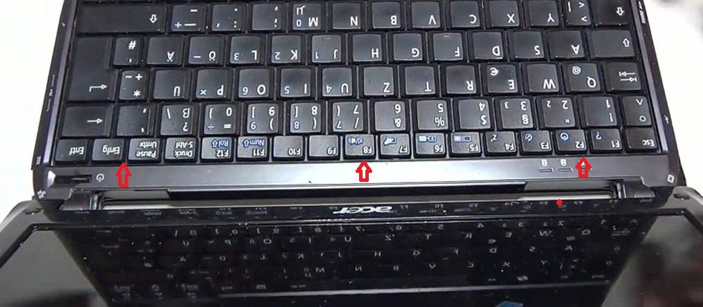 Acer Aspire One ZG85