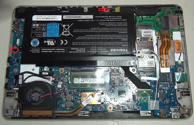 Toshiba Satellite U920t 1002