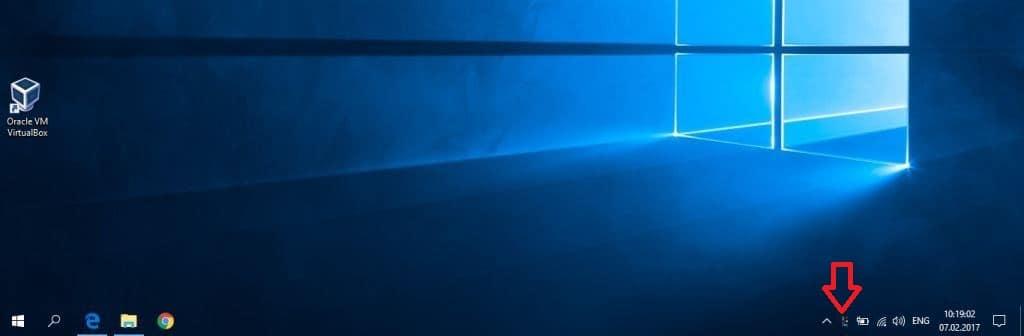 Как сделать прозрачной панель задач windows 10