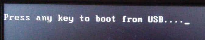 Bootmgr is missing перевод